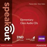 Speakout 2nd Edition Elementary Class CDs (3)