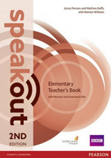 Speakout 2nd Edition Elementary Teacher´s Guide with Resource