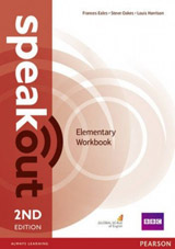 Speakout 2nd Edition Elementary WB without Key