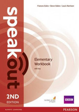 Speakout 2nd Edition Elementary WB with Key