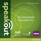 Speakout 2nd Edition Pre- Intermediate Class CDs (2)