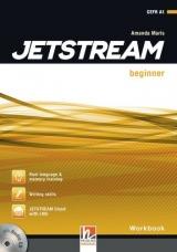 Jetstream Beginner Workbook with Workbook Audio CD & e-zone