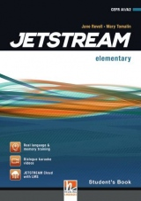 Jetstream Elementary Student´s Book with e-zone