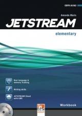 Jetstream Elementary Workbook with Workbook Audio CD & e-zone
