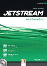 Jetstream Pre-Intermediate Workbook with Workbook Audio CD & e-zone