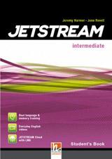 Jetstream Intermediate Student´s Book with e-zone