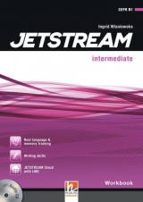 Jetstream Intermediate Workbook with Workbook Audio CD & e-zone