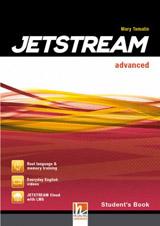 Jetstream Advanced Student´s Book with e-zone