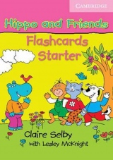 Hippo and Friends Starter Flashcards (pack of 41)