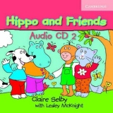 Hippo and Friends 2 Audio CD
