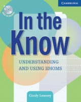 In the Know Student´s Book + Audio CD