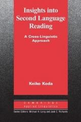 Insights into Second Language Reading PB