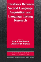 Interfaces Between Second Language Acquisition ... PB