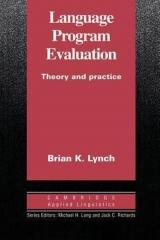 Language Program Evaluation PB