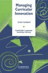 Managing Curricular Innovation PB