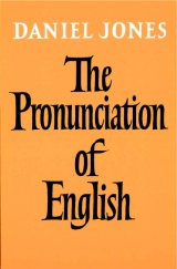 The Pronunciation of English. Book