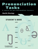 Pronunciation Tasks Student´s Book