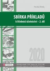 Sbírka příkladů k učebnici Účetnictví 2020 - 2. díl