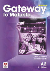 Gateway to Maturita 2nd Edition A2 Workbook