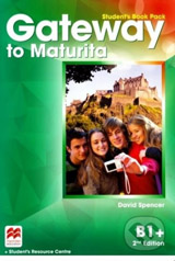 Gateway to Maturita 2nd Edition B1+ Student´s Book Pack