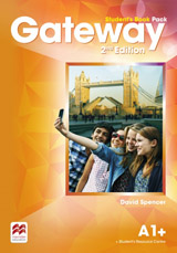 Gateway 2nd Edition A1+ Student´s Book Pack