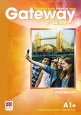 Gateway 2nd Edition A1+ Student´s Book Premium Pack