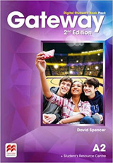 Gateway 2nd Edition A2 Digital Student´s Book Pack