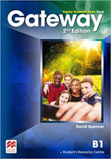 Gateway 2nd Edition B1 Digital Student´s Book Pack