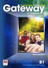 Gateway 2nd Edition B1 Student´s Book Premium Pack
