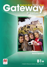 Gateway 2nd Edition B1+ Student´s Book Premium Pack