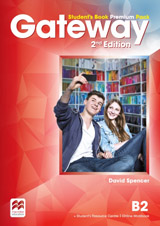 Gateway 2nd Edition B2 Student´s Book Premium Pack
