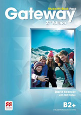 Gateway 2nd Edition B2+ Student´s Book Pack