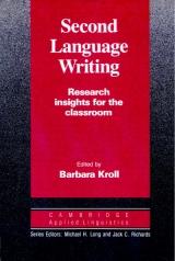 Second Language Writing PB