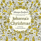 Johanna´s Christmas A Festive Colouring Book