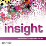Insight Intermediate Test Bank Multi-Rom - školy na vyžádání www.oup.cz