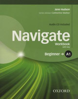 Navigate Beginner A1 Workbook with Key & Audio CD