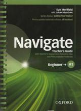 Navigate Beginner A1 Teacher´s Guide with Teacher´s Support & Resource Disc