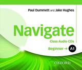 Navigate Beginner A1 Class Audio CD (3)