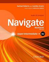 Navigate Upper Intermediate B2 Workbook with Key & Audio CD