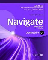 Navigate Advanced C1 Workbook with Key & Audio CD