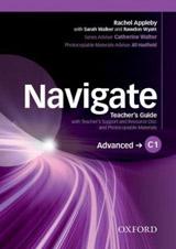 Navigate Advanced C1 Teacher´s Guide with Teacher´s Support & Resource Disc