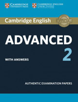 Cambridge English Advanced 2 Student´s Book with answers
