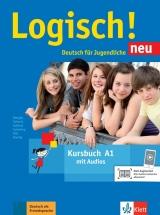 Logisch! neu 1 (A1) - Kursbuch + online MP3