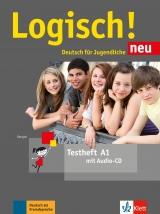 Logisch! neu 1 (A1) - Testheft + CD