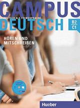Campus Deutsch, Hören und Mitschreiben Kursbuch mit mp3-CD
