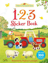 Farmyard Tales 123 Sticker Book