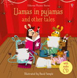 Llamas in pyjamas and other tales + audio CD