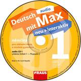 Deutsch mit Max neu + interaktiv 1 CD /2 ks/
