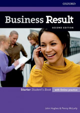 Business Result (2nd Edition) Starter Student´s Book with Online Practice