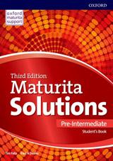 Maturita Solutions 3rd Edition Pre-Intermediate Student´s Book Czech Edition